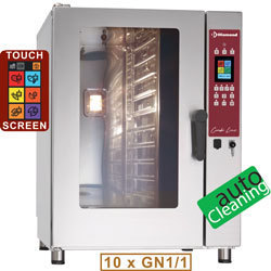 Four mixte TOUCH SCREEN 10 niveaux GN 1/1 - AUTO-CLEANING