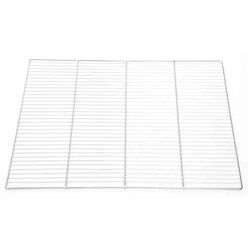 Grille Inox GN2/1 taille 650x530mm