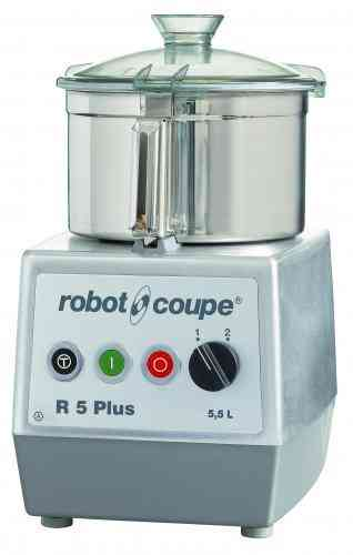 Cutter de table R5 Plus Triphasé de ROBOT COUPE