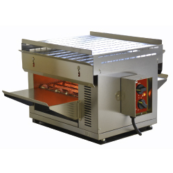 "Toaster convoyeur L300 mm (H 110) au quartz ""S-POWER"" CT3000B"